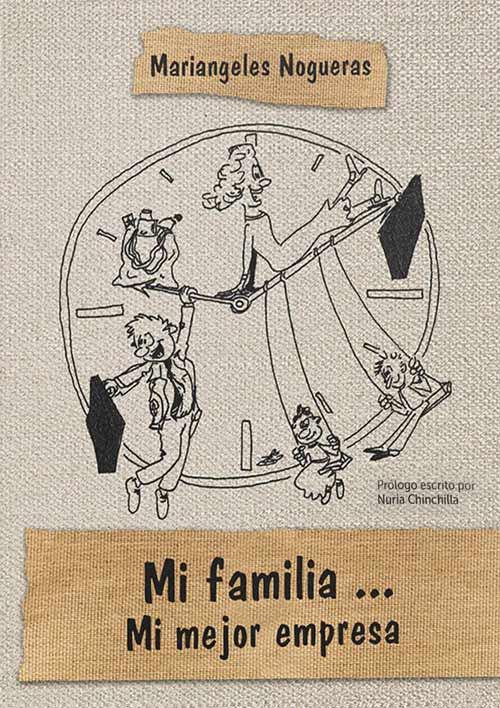 portada libro mi familia mi mejor empresa